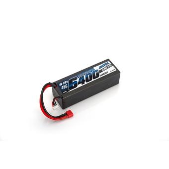 ANTIX by LRP 6400 GRAPHENE - 11.4V LiHV - 45C LiPo Car Hardcase