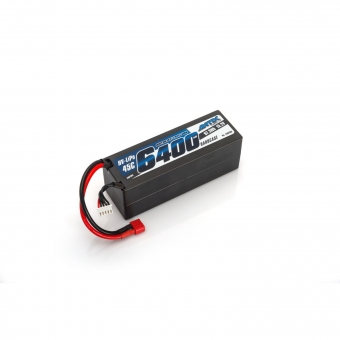 ANTIX by LRP 6400 GRAPHENE - 15.2V LiHV - 45C LiPo Car Hardcase