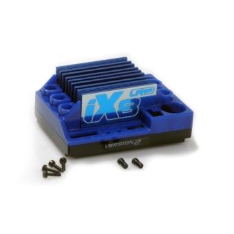 LRP iX8 V2 Case Set, Plastic Housing / Aluminium Heatsink