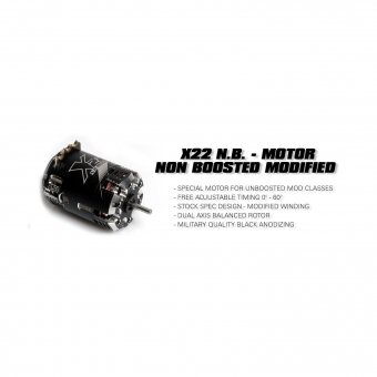 LRP X22 N.B. Modified 6.5T
