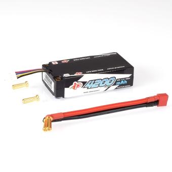 Intellect Graphene Shorty Pack LiHV - 4200mAh - 3S - 11.4V - 120C